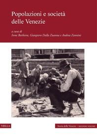 Popolazioni e società delle Venezie - Librerie.coop