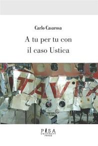 A tu per tu con il caso Ustica - Librerie.coop