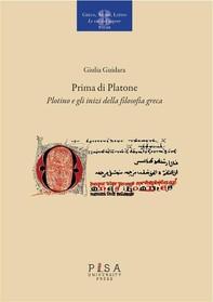 Prima di Platone - Librerie.coop