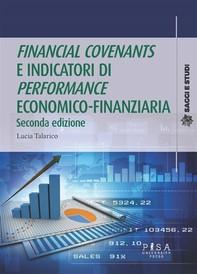 Financial covenants e indicatori di Performance economico-finanziaria - Librerie.coop
