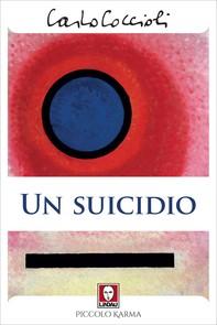 Un suicidio - Librerie.coop