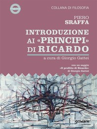 Introduzione ai «Principi» di Ricardo - Librerie.coop