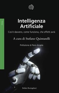 Intelligenza artificiale - Librerie.coop