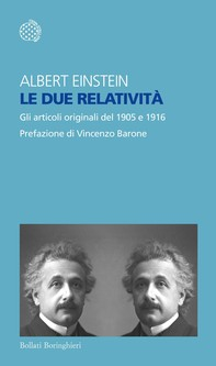 Le due relatività - Librerie.coop