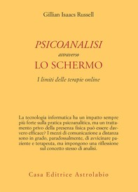 Psicoanalisi attraverso lo schermo - Librerie.coop