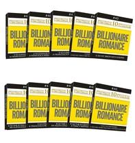 Perfect 10 Billionaire Romance Plots #40 Complete Collection - Librerie.coop