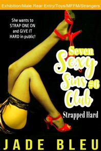 Seven Sexy Sins Club #6: Strapped Hard - Librerie.coop