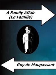 A Family Affair (En Famille) - Librerie.coop