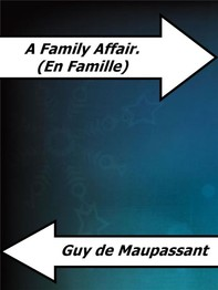 A Family Affair. (En Famille) - Librerie.coop