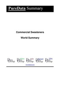 Commercial Sweeteners World Summary - Librerie.coop