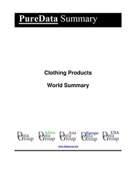 Clothing Products World Summary - Librerie.coop