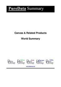 Canvas & Related Products World Summary - Librerie.coop