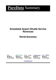Scheduled Airport Shuttle Service Revenues World Summary - Librerie.coop