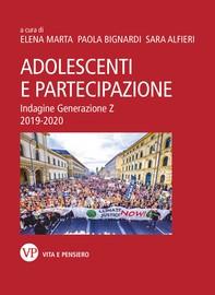 Adolescenti e partecipazione - Librerie.coop