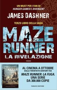 Maze Runner – La rivelazione - Librerie.coop