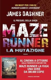 Maze Runner – La mutazione - Librerie.coop