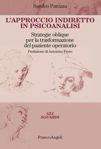 L'approccio indiretto in psicoanalisi - Librerie.coop