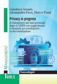 Privacy in progress - Librerie.coop