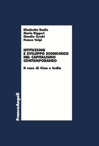 Istituzioni e sviluppo economico nel capitalismo contemporaneo - Librerie.coop