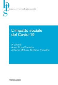 L'impatto sociale del Covid-19 - Librerie.coop