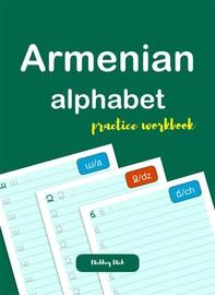 Armenian Alphabet Handwriting - Librerie.coop