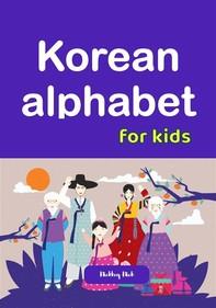 Korean alphabet for kids - Librerie.coop