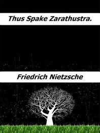 Thus spake Zarathustra. - Librerie.coop