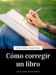 Cómo corregir un libro - Librerie.coop