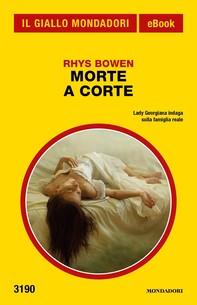 Morte a corte (Il Giallo Mondadori) - Librerie.coop