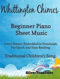 Whittington Chimes Beginner Piano - Librerie.coop