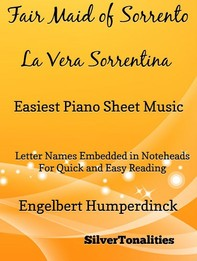 Fair maid of sorrento easiest piano - Librerie.coop