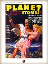 PLANET STORIES [ Collection no.7 ] - Librerie.coop