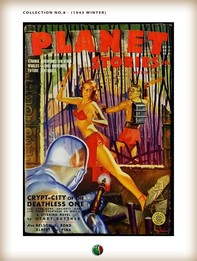 PLANET STORIES [ Collection no.8 ] - Librerie.coop