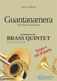 Guantanamera - Brass Quintet score & parts - Librerie.coop