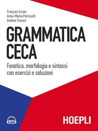 Grammatica ceca - Librerie.coop