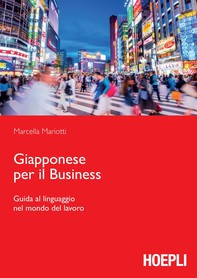 Giapponese per il business - Librerie.coop