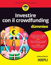Investire con il crowdfunding For Dummies - Librerie.coop