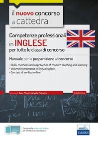 Competenze professionali in  Inglese per tutte le classi di concorso - Librerie.coop