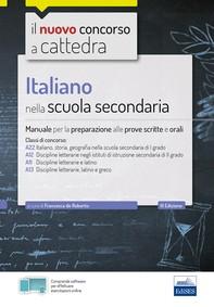 Italiano nella scuola secondaria - Librerie.coop