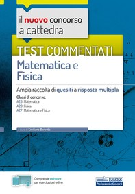 Test commentati matematica e fisica - Librerie.coop