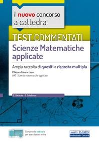 Test commentati Matematica applicata - Librerie.coop