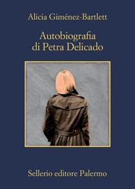 Autobiografia di Petra Delicado - Librerie.coop