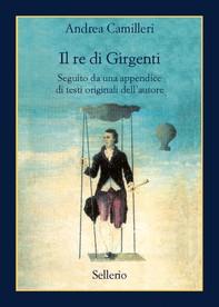 Il re di Girgenti - Librerie.coop
