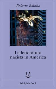 La letteratura nazista in America - Librerie.coop