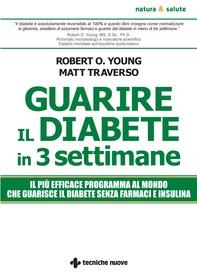 Guarire il diabete in tre settimane - Librerie.coop