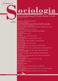 Lo studio degli stereotipi e delle rappresentazioni sociali attraverso la sociologia visuale. Un esperimento di integrazione tra tecniche visuali e tecniche quantitative - Librerie.coop