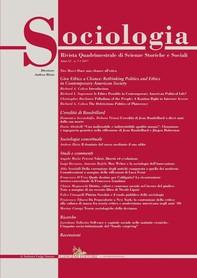 Sociologia n.3/2017 - Librerie.coop