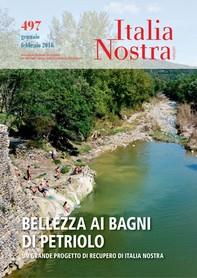 Italia Nostra 497 gen-feb 2018 - Librerie.coop