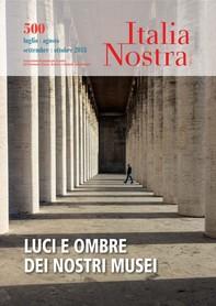 Italia Nostra 500 lug-ott 2018 - Librerie.coop