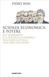 Scienza economica e potere - Librerie.coop